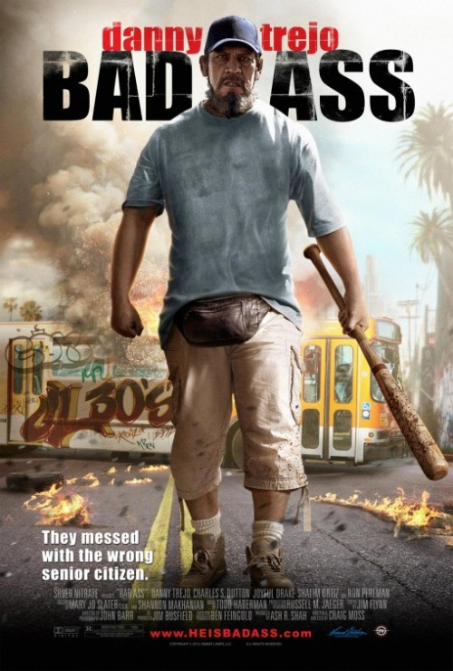 #BadAss: un nuovo poster con Danny Trejo (via Bad Ass: un nuovo poster con Danny Trejo | Il blog di ScreenWeek.it)