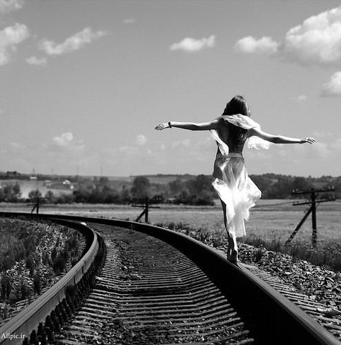 essentz:  Rail dancing.