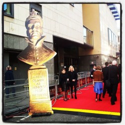 the reason we are all here at #Oliviers2012 #pricelessLondon  (Taken with instagram)