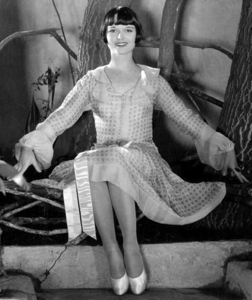 roboflaneur:  Louise Brooks