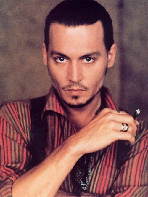 My Bohemian Boyfriend  Johnny Depp in Chocolat