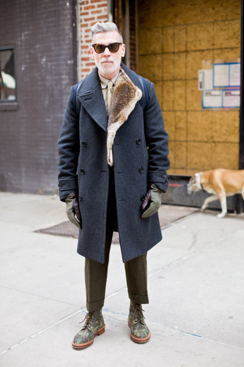 Loving this look on Mr. Wooster.  unclaimed-soul: