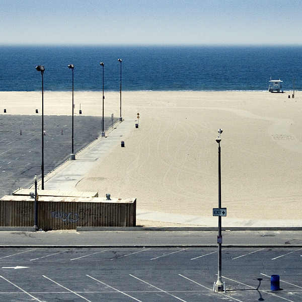 Santa Monica Beach Parking