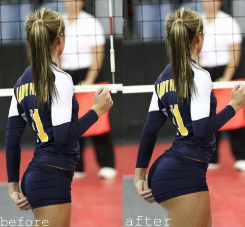 xamaranthinex:  dont squat.. do photoshop.. wait what?  But still… Dat ass.