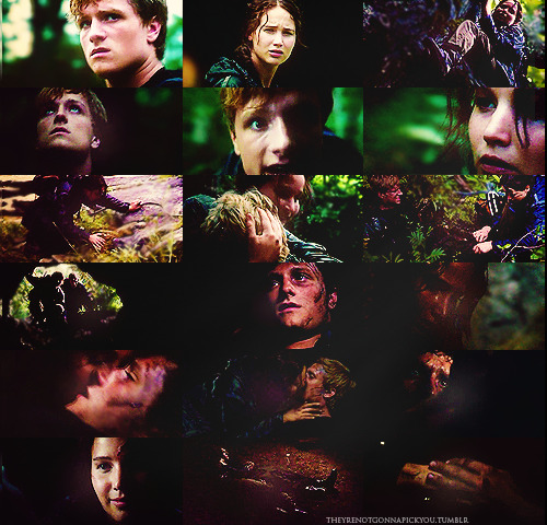 theyrenotgonnapickyou:  Everlark Moments - Part 3