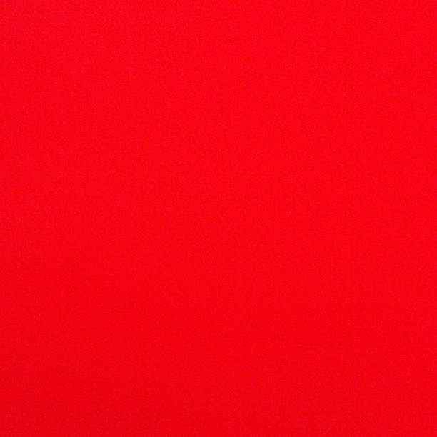 The view from inside a bag of strawberry stuff. #brilliant #red #hue #color (Taken with instagram)