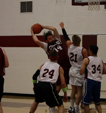2012 Culver Academies Senior-Faculty Basketball Game. Final: Seniors 50-Faculty 48 after OT