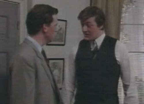 Control-Stephen Fry is the sexiest thing. I could watch this sketch forever. (A bit of Fry and Laurie S1E06) Too bad I can't make GIFs!