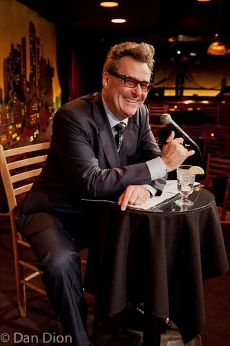 Greg Proops at the San Francisco Punch Line by Dan Dion