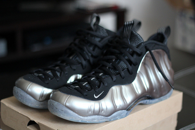 immacaulateperception:  Pewter Foam Soles »»