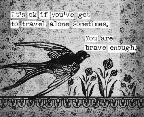 beneaththelights:  Traveling alone is the best feeling in the whole world.   This is what I felt like after traveling to Bath, Stratford, and Blenheim Palace on my own.  Some of my best days.