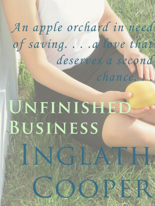 Unfinished Business - Available for Kindle on Amazon.com at http://amzn.to/wqhkiR