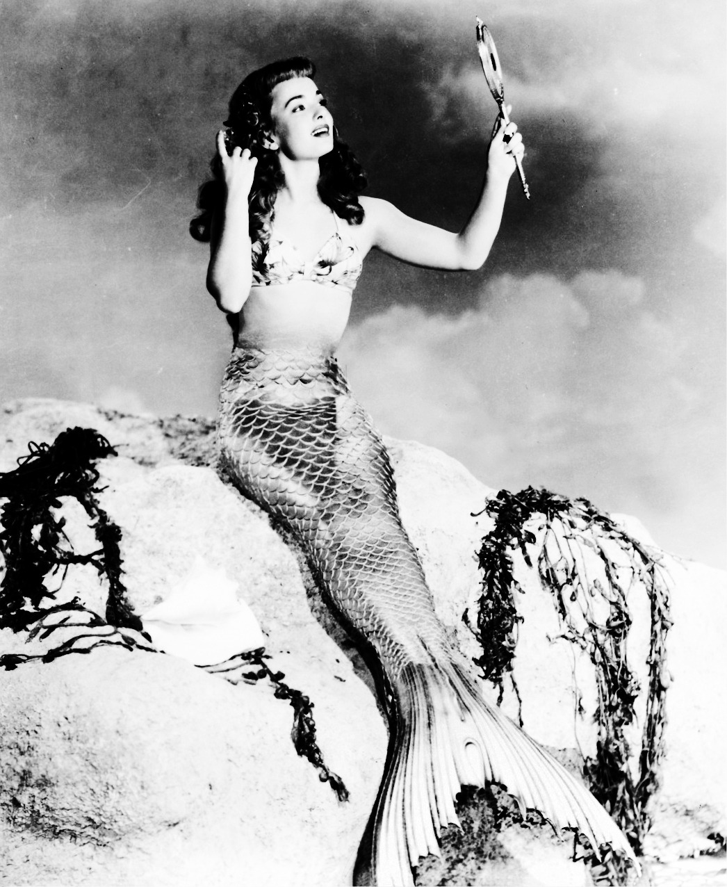 vintagegal:  Ann Blyth in Mr. Peabody and the Mermaid (1948)