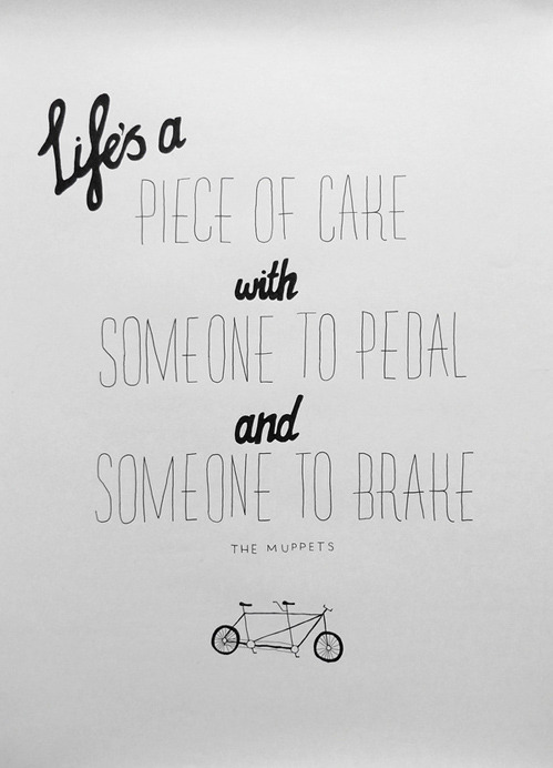 nevver:  Life's a piece of cake