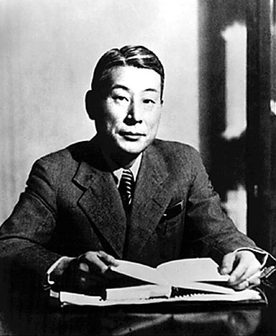 Chiune Sugihara was a Japanese diplomat who served as Vice-Consul for the Japanese Empire in Lithuania. During World War II, he helped several thousand Jews leave the country by issuing transit visas to Jewish refugees so that they could travel to Japan. Most of the Jews who escaped were refugees from German-occupied Poland and residents of Lithuania. Sugihara wrote travel visas that facilitated the escape of more than 6,000 Jewish refugees to Japanese territory, risking his career and his family's lives.