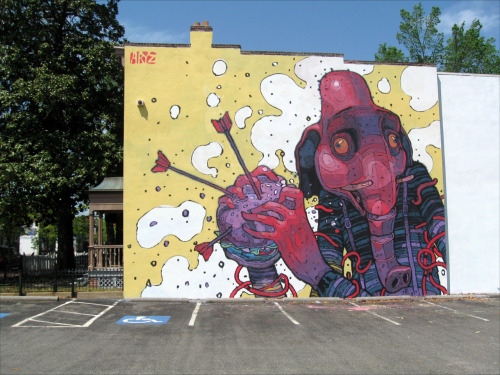 new Aryz (Richmond, USA)