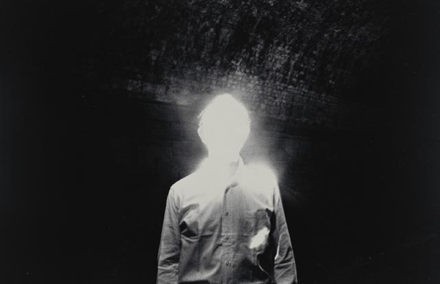 bremser:  Duane Michals, The Illuminated Man, 1968