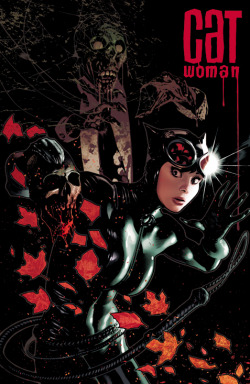 Cover of Catwoman #83. January, 2009. Art by Adam Hughes.