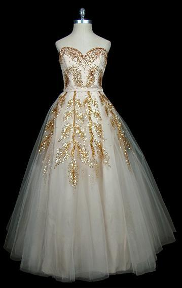 Dress Christian Dior, 1950s The Frock