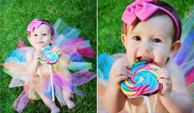 it would be so fun to do a photoshoot like this with my niece! <333 just make her an adorable little tutu and headband, as a matter of fact, my sister just said she wanted to do Bayleigh's three month pictures soon, hmmmm……