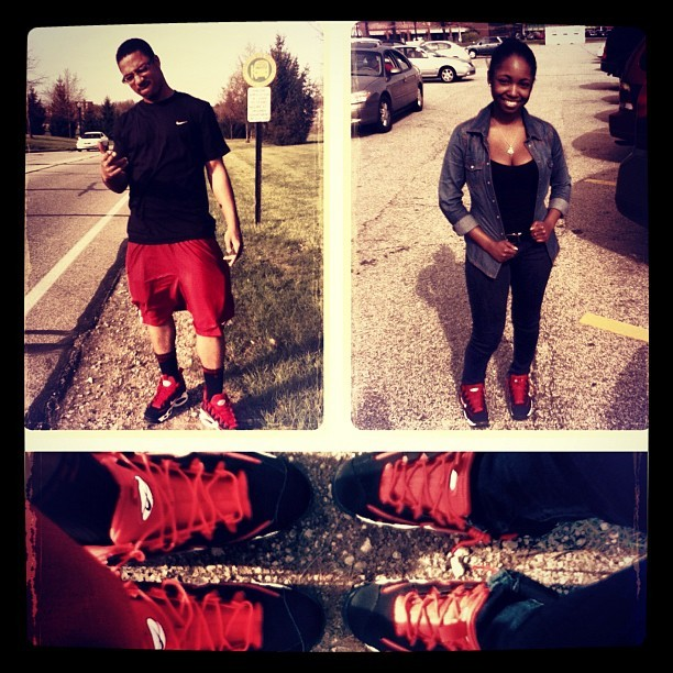 #teamnike #nomo  (Taken with instagram)