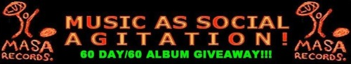 masarecords:  the free album giveaway continues! for up to date download goodtimes, check out our bandcamp at http://masarecords.bandcamp.com and stay tuned here for more details on each of the releases and the awesome bands giving away their albums! please consider donating to the causes/charities the bands designate or one of your own choosing! let us know so we can tell the bands!