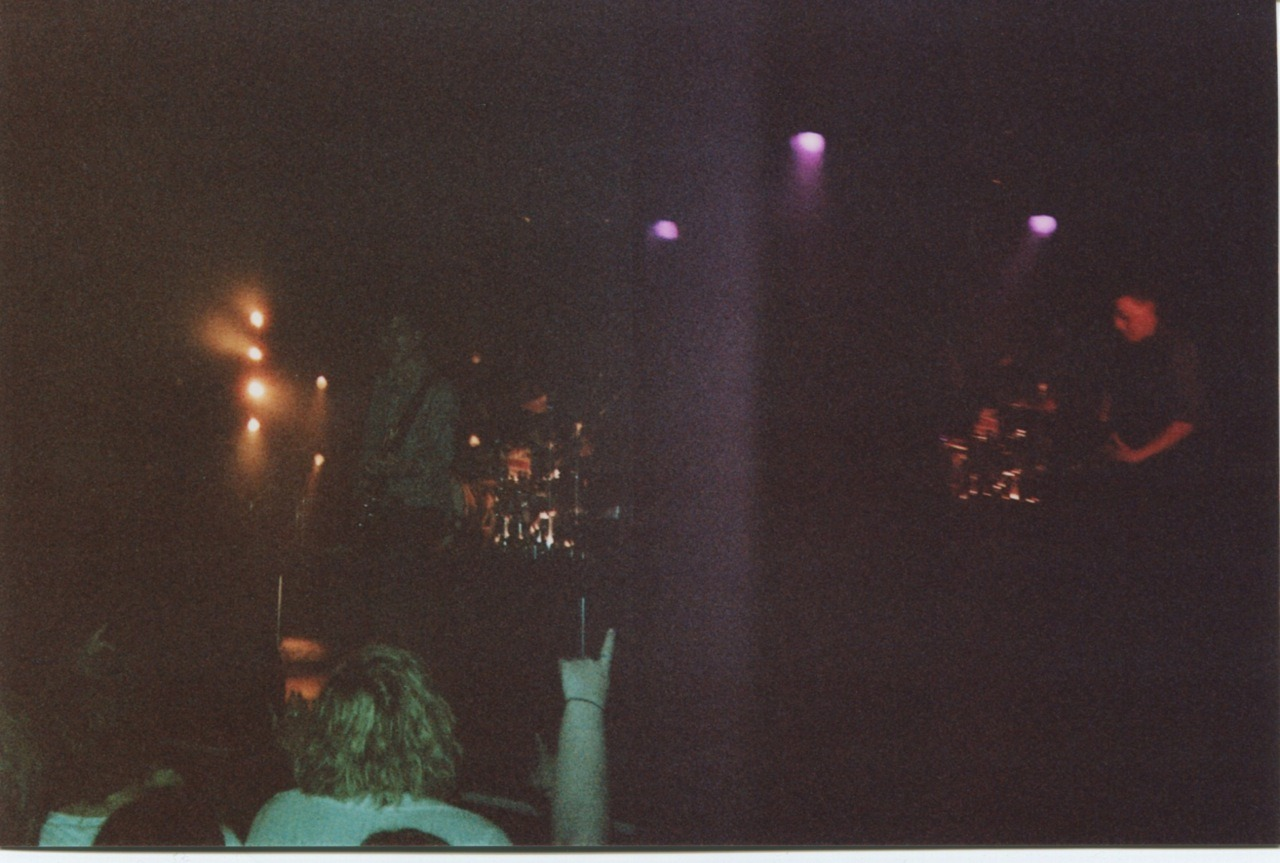 Other shots from the Arctic Monkeys gig. 2012, 35mm