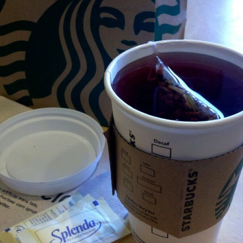 Passion Tea  (Taken with instagram)