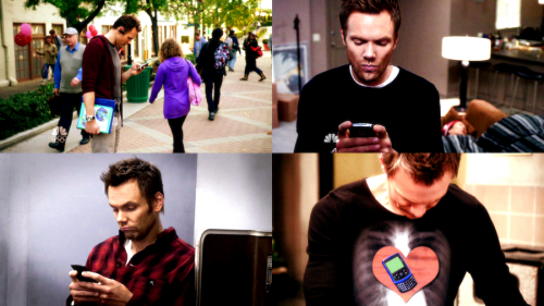 thatweirdfangirl:  Top Ten Community Crack Ships: Jeff x Phone
