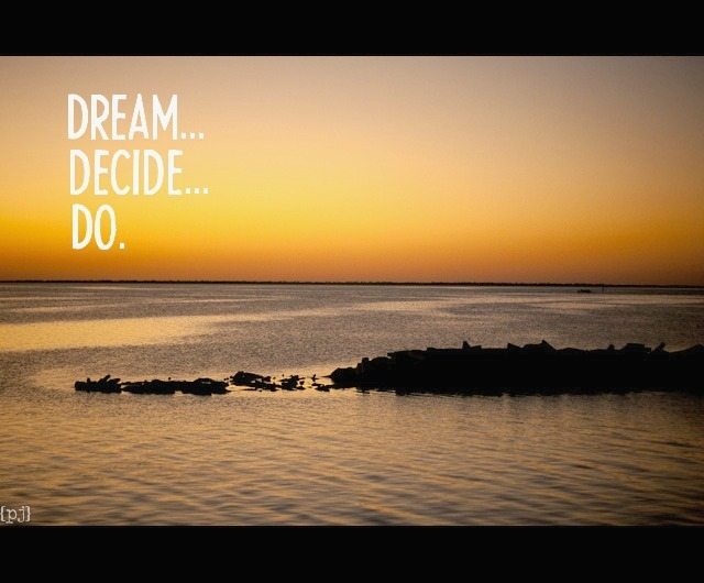 Dream Decide Do Project 52: 11/52