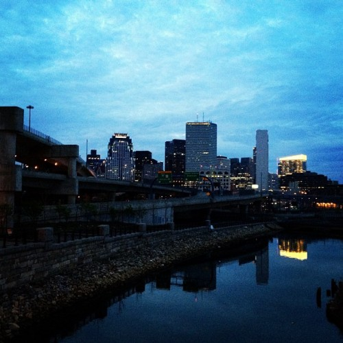 Boston. (Taken with instagram)