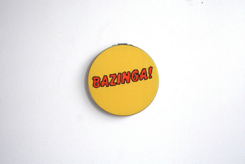 Bazinga! by moxiedoll77 on Flickr.