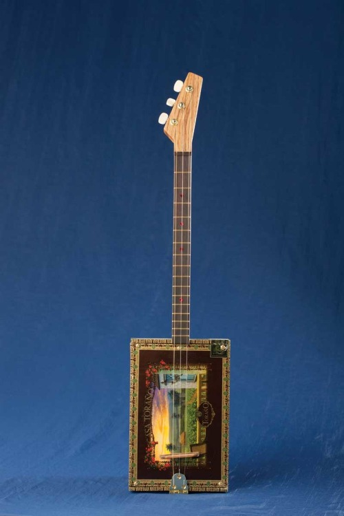 Cigar Box Guitars book photo gallery - Boing Boing