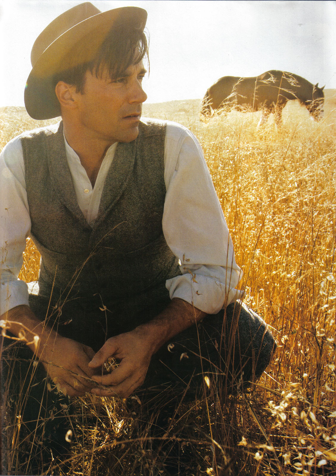 Jon Hamm - GQ by Mark Seliger, December 2008