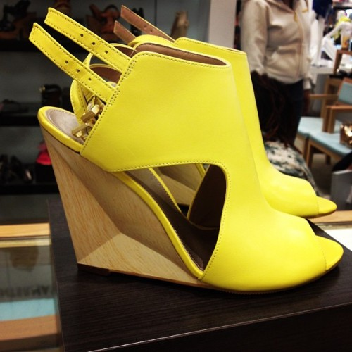 Hot wedges by Rachel Roy
