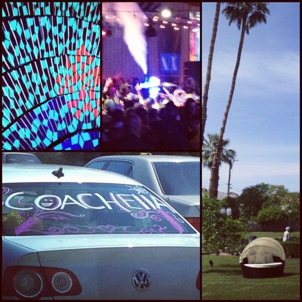 Thanks for the memories #coachella   (Taken with instagram)