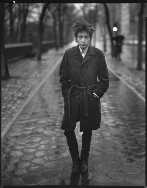 Richard Avedon, Bob Dylan, Central Park, New York, 1965