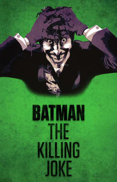 Batman The Killing Joke Art Print - $11.99 - http://etsy.me/IvpWqB