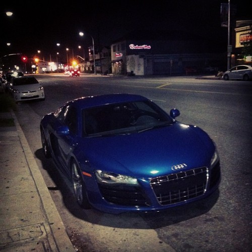 R8 (Taken with instagram)