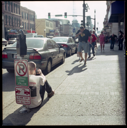 Smiths On Broadway. Hasselblad 500 C/M.