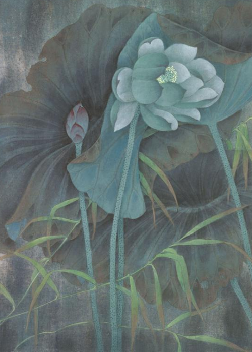 Zhao Xiu-huan detail . Artemis: See archive for additional Zhao Xiu-huan.