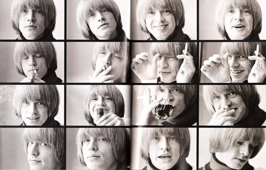 BRIAN JONES shockingfootage:  love you to baby
