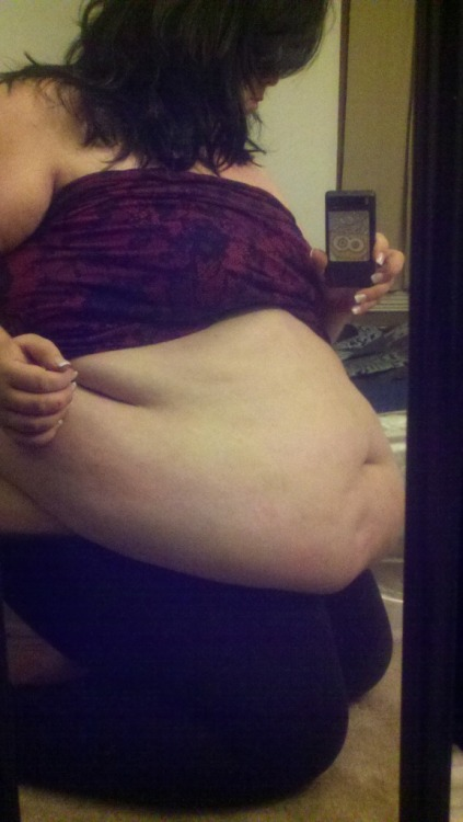 chubbybychoice:  fatbrat:  My body is my megaphone. Yes, despite the OPINIONS of others, you are completely and 100% allowed to love yourself from every angle in every light. Yes you're allowed to be attractive and fat at the same time. Yes you're allowed to think that fat is attractive. Yes you're allowed to post revealing pictures of your fat self. Yes you're allowed to tell your adversaries to fuck themselves. Yes you're allowed to live exactly as you please. No you're not my doctor, my therapist, or my savior. I'm in a beauty pageant with one contestant. I am in competition with nobody but myself.   I'm in a beauty pageant with one contestant. I am in competition with nobody but myself. Fucking powerful, fucking true! The day you realize this is the day you stop hating yourself and envying others. Every body is beautiful.
