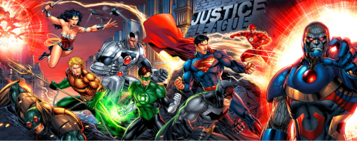 A tribute to Geoff Johns and Jim Lee's Justice League, by way of Chris Claremont and Jim Lee's X-Men #1 by Jeremy Roberts (via Bleeding Cool)