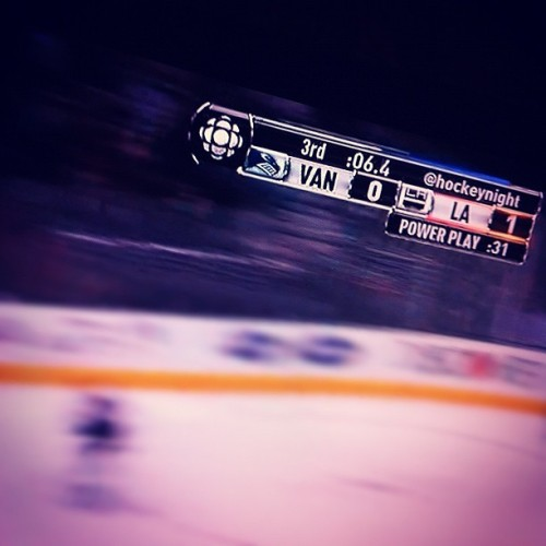 We have no #hope do we. #vancanucks #stanleycup #nohope #why (Taken with instagram)