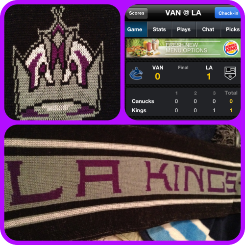 And the Kings win game 3!