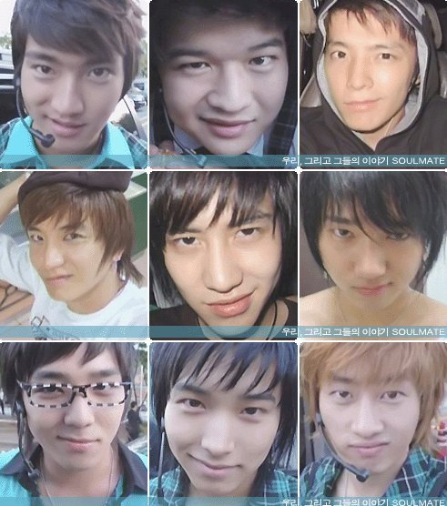 Different SMIRK from these boys. Know what Kyuhyun can influence! XD