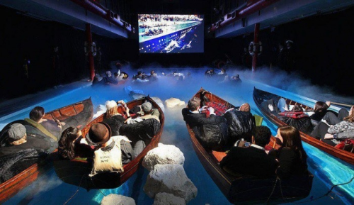 Titanic in 6D