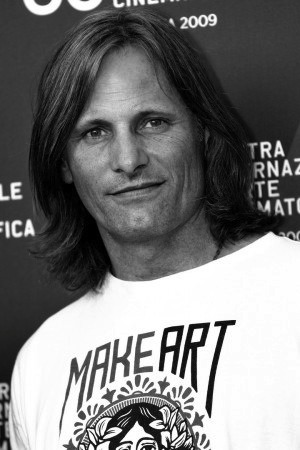 amandaonwriting:  Bookish Celebrity - Viggo Mortensen Not only is he well-known for the role he played in one of the most successful literary film adaptations of all time, The Lord of the Rings trilogy, but he owns his own publishing company. Mortensen founded Perceval Press in 2002, and it specializes in books of art, critical writing, and poetry.    I think that was mainly because he is a poet, himself, and wanted to provide another venue for the form