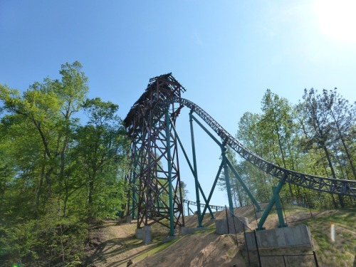 Verbolten @ Busch Gardens Williamsburg Opening May 18